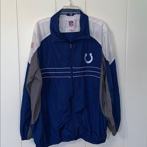 NFL Sports Illustrated Indianapolis Colts jacket